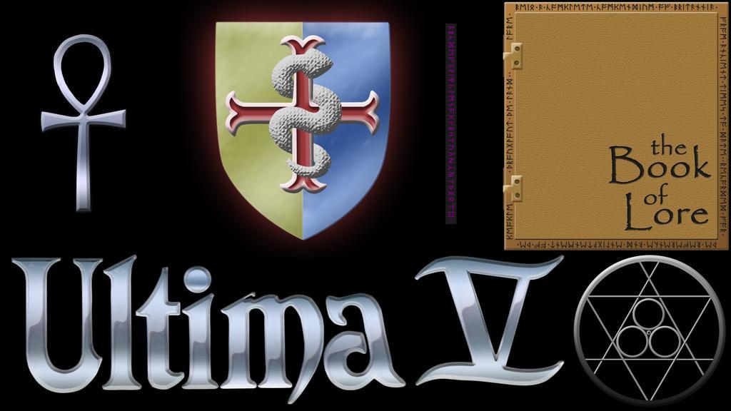 Ultima V - Tapestry